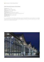 EXPO-Halle 8/9, Hannover, Deutschland - gmp Architekten von ...