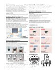 Product datasheet - Network Webcams - Page 3
