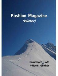 Fashion Magazine - GIBS