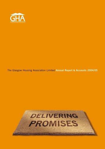 05 - Glasgow Housing Association