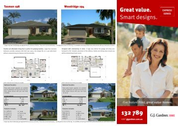 Download PDF Brochure - GJ Gardner Homes