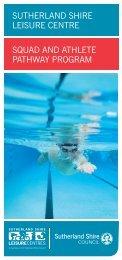 Squad Development Programme - Aquadot Swim Team