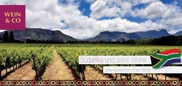 Südafrika und seine Weine