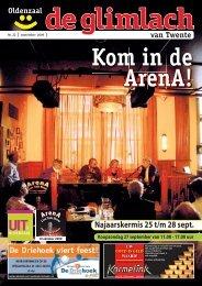 Najaarskermis 25 t/m 28 sept. - Glimlach van Twente