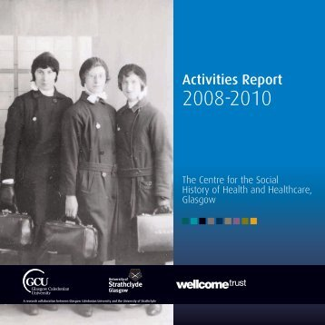 Activities Report - Glasgow Caledonian University