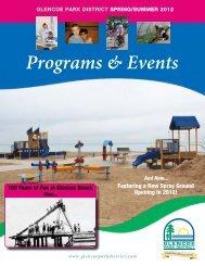 Programs & Events - Glencoe Park District