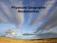 Physische Geographie Nordamerikas