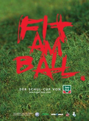 """deutsch/ pdf - """"Fit am Bal"""" - Der Schul-Cup von funny"""