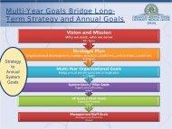 Pillar Framework for FY 2011 DRAFT - Greenville Hospital System