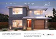 Aquila 169 - GJ Gardner Homes