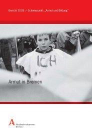 (PDF) Armut in Bremen - GEW Bremen