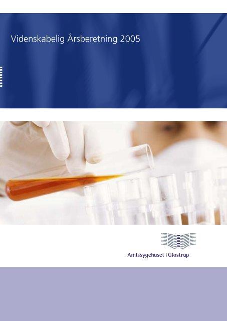 Videnskabelig Årsberetning 2005 - Glostrup Hospital