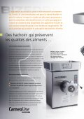Précision, sécurité, hygiène ... - Bizerba - Page 2