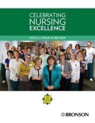 Nursing Outcomes Book - Bronson Total Health Care
