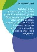 Rahmenprogramm - Nemetschek Stiftung - Seite 5
