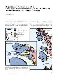 Diagenesis and reservoir properties of Campanian–Paleocene - Geus
