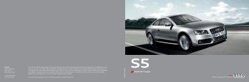Audi S5 Coupé - Autohaus Elmshorn