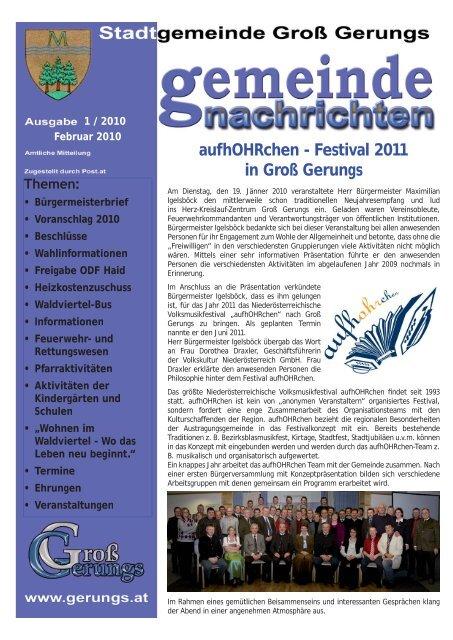 Partnervermittlung Kostenlos Neuhofen An Der Krems