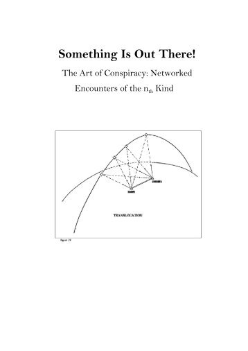 Something Is Out There! - Gerrit Rietveld Academie