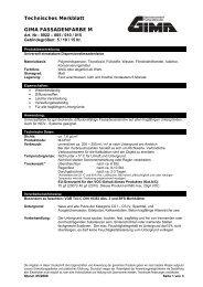 TM Fassadenfarbe M Stand 05-09.pdf - Gima