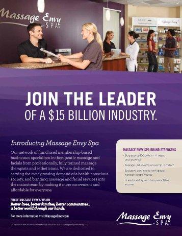Real Estate Flyer - Global Spa & Wellness Summit
