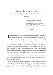 Auszug aus Kapitel 1 - Gerd Koenen