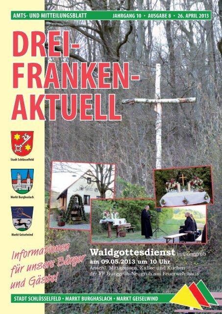 Ausgabe 08/2013 - Geiselwind