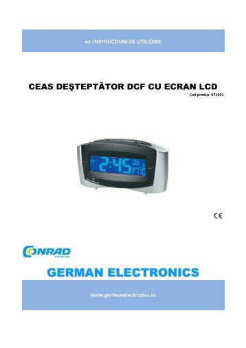 GERMAN ELECTRONICS