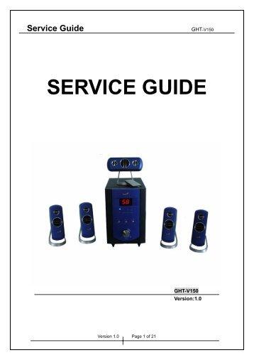 Service Guide - Genius