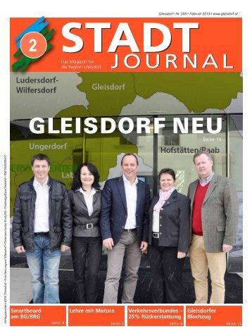 Februar-Ausgabe - Gleisdorf