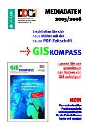 GISKOMPASS - GeoBranchen