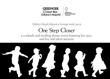 to view the invitation - Geisinger Health System