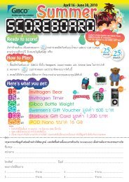 Ready to score! How to Play: Here's what you get: - Gibthai