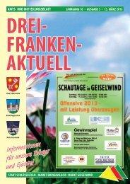 Ausgabe 05/2013 - Geiselwind
