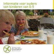 Informatie voor ouders van kinderen van 0-5 - Nederlandse ...