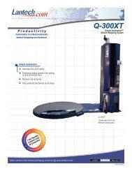 Q-300XT - Get Packed