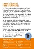 Landwirte für Schwalbe. Kiebitz & Co. - Gregor Louisoder ... - Seite 3