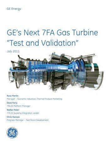 Ge lynn Turbine Inspection manual