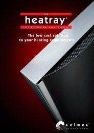 heatray® - GoHospitality
