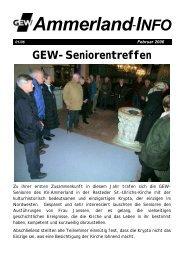 ammerlandinfo2006-02.. - GEW Kreisverband Ammerland