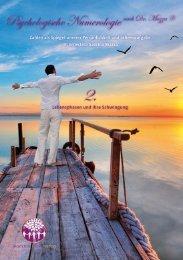 BUCH: Psychologische Numerologie nach Dr. Mazza - Band 2: Lebensphasen und ihre Schwingung - von Dr. Ernestina Mazza
