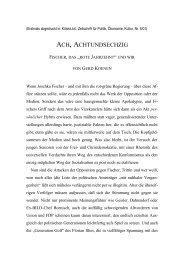 ACH, ACHTUNDSECHZIG - Gerd Koenen