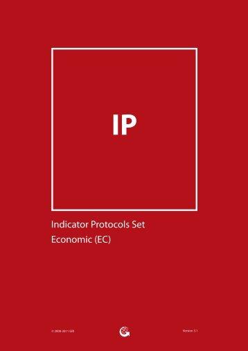Indicator Protocols Set Economic (EC) - Global Reporting Initiative