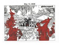 Glebe Report - Volume 36 Number 5 - May 12 2006