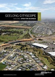 Cityscope July 2011 (PDF - 1.2MB) - City of Greater Geelong