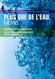 Interview avec Giovanni Ferraris La population suisse veut pouvoir ...