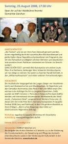 Programm Kultur im Kreis 2008 - Galerie Göttinger Land - Seite 3