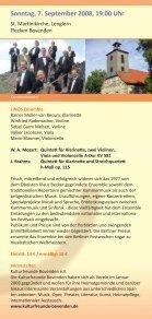 Programm Kultur im Kreis 2008 - Galerie Göttinger Land - Seite 5