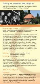 Programm Kultur im Kreis 2008 - Galerie Göttinger Land - Seite 6