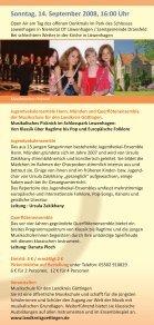 Programm Kultur im Kreis 2008 - Galerie Göttinger Land - Seite 7